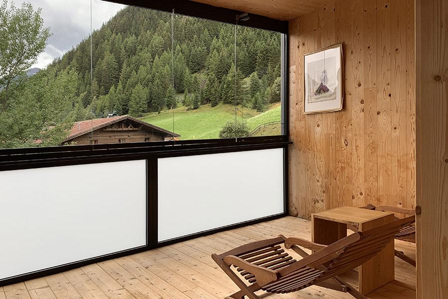 Aparthotel Ambiente - Zomervakantie in Niederthai, afgelegen dorpje in Ötztal - AllinMam.com