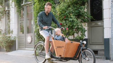 Photo of Nieuwe kleinere bakfiets op de markt: de Babboe Mini