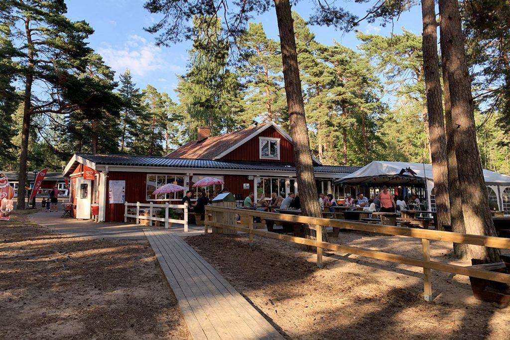 Bomstadbadens Camping - 3 leuke campings in Zweden, Värmland - Reislegende.nl