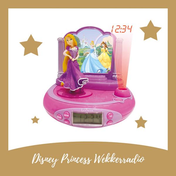 Disney Princess wekker radio Lexibook - AllinMam.com