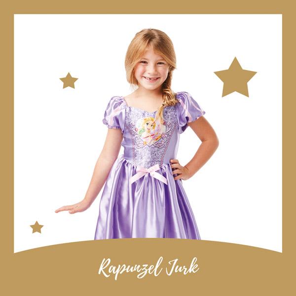 Rapunzel jurk van Rubies - AllinMam.com
