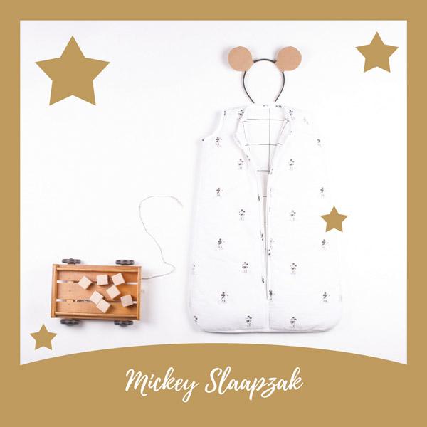 Plum Plum Mickey slaapzak - AllinMam.com