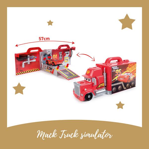 Mack Truck simulator Smoby - AllinMam.com