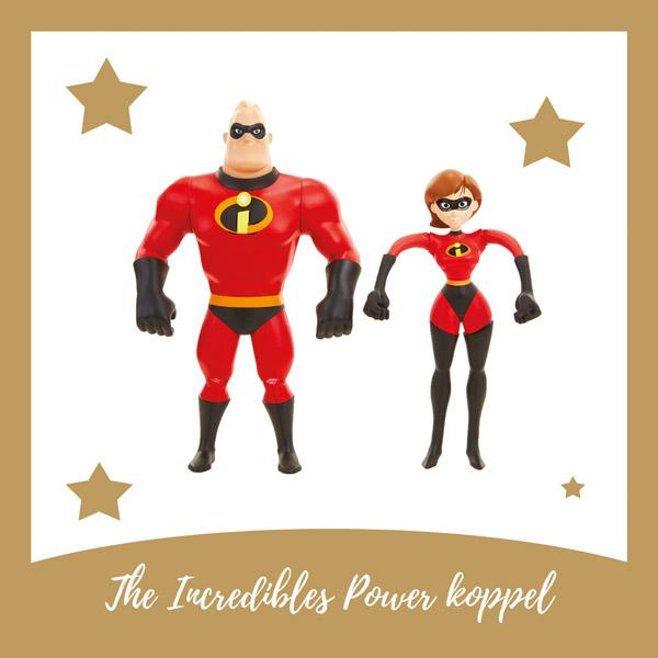 The Incredibles Power couple JAKKS - AllinMam.com