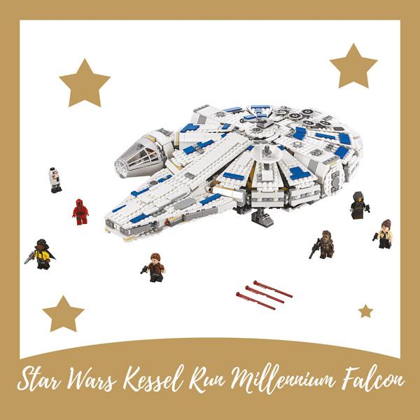 Star Wars Kessel Run Millenium Falcon LEGO - AllinMam.com