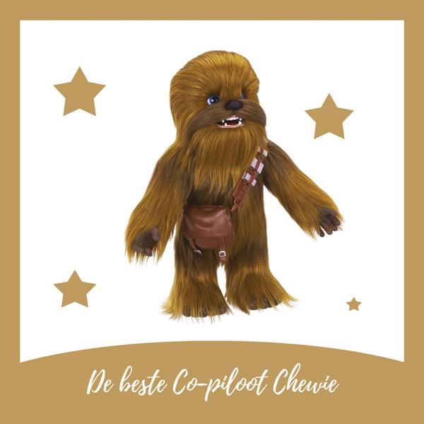 De beste Co-piloot Chewie Hasbro - AllinMam.com