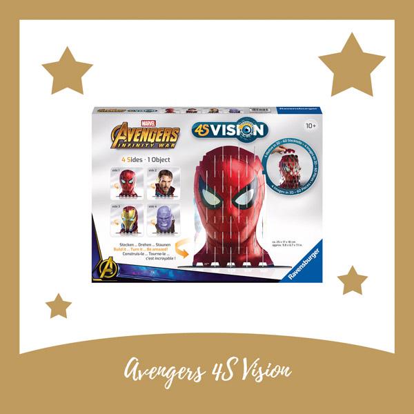 Avengers 4S Vision Ravensburger - AllinMam.com