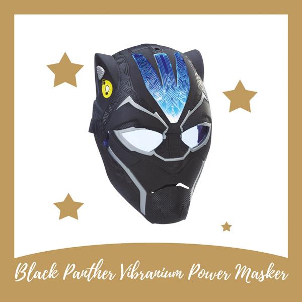 black panther vibranium power mask Hasbro - AllinMam.com