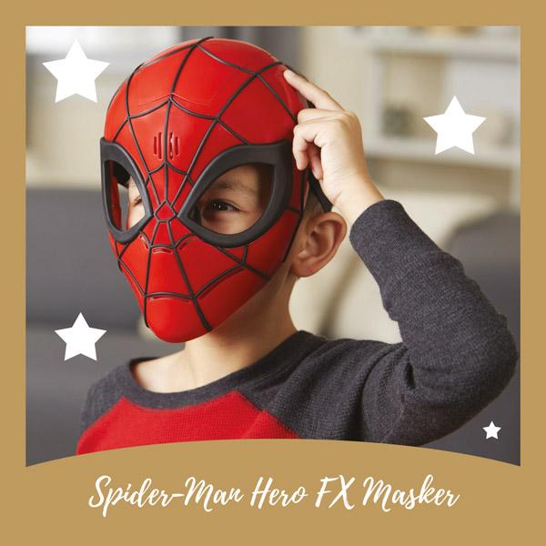 spider man hero FX masker - AllinMam.com
