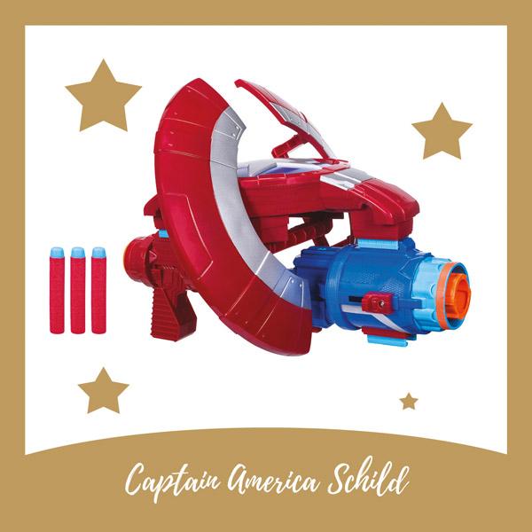 Captain American Schild Hasbro - AllinMam.com
