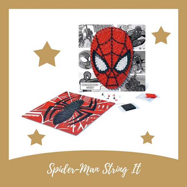 Spider-Man String IT Ravensburger - AllinMam.com