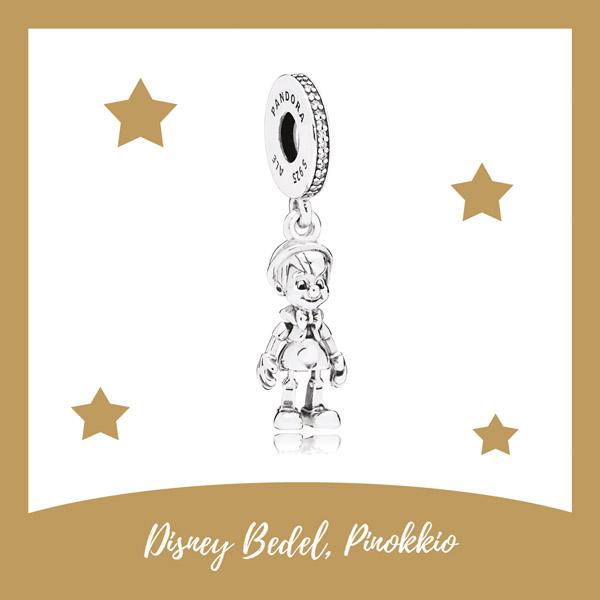 Disney bedel, Pinokkio, Pandora - AllinMam.com
