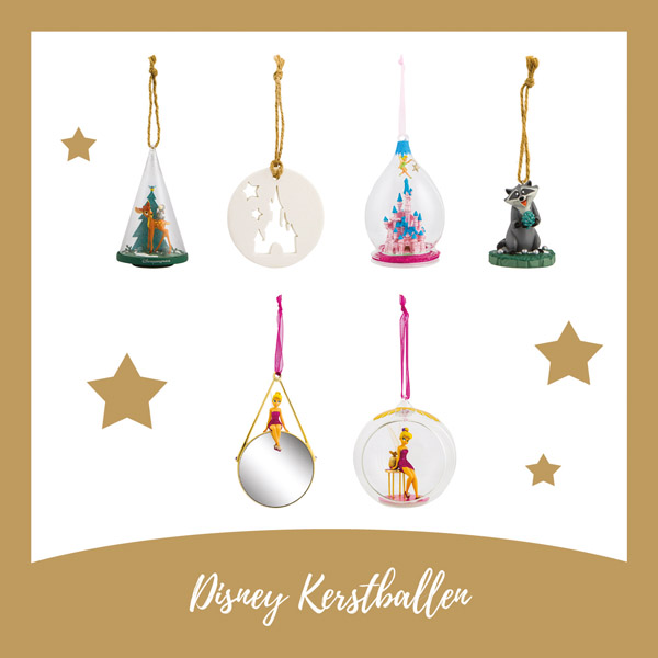 Disney kerst ornamenten 2018 - AllinMam.com