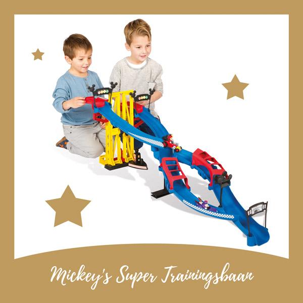 Mickey's super trainingsbaan - AllinMam.com