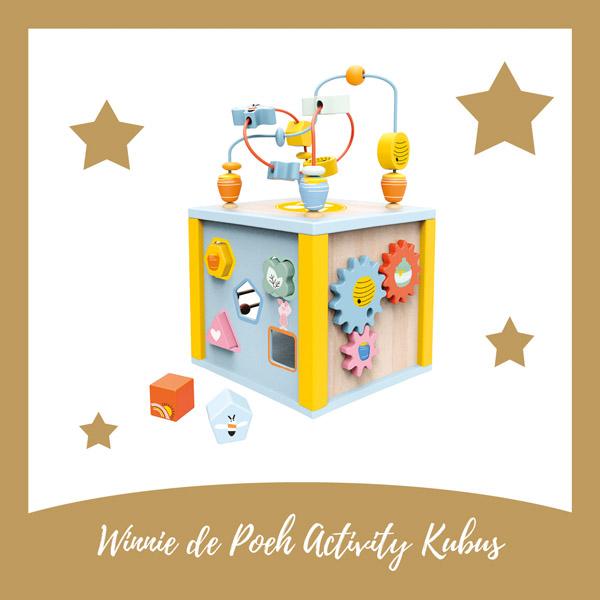 Winnie de Poeh Activity kubus Be Imex - AllinMam.com