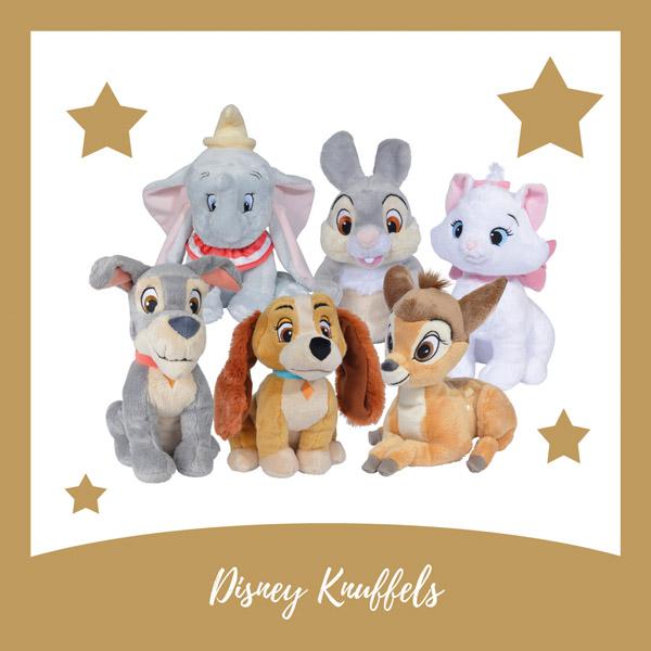 Disney knuffels Nicotoy - AllinMam.com