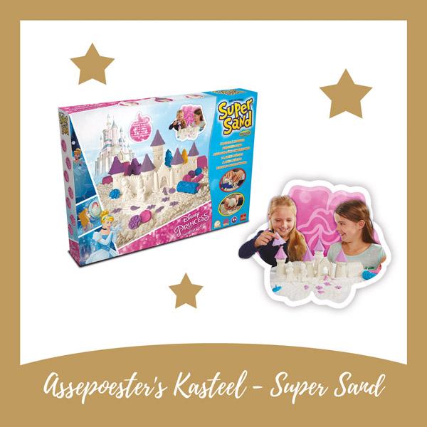 Assepoester's kasteel - Super Sand, Goliath - AllinMam.com