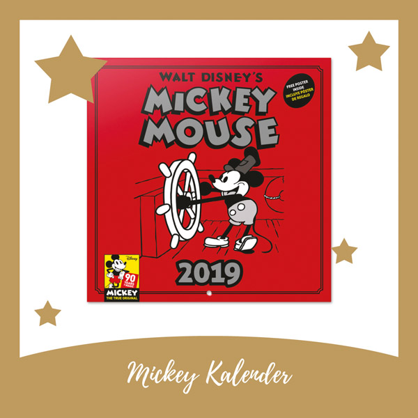 Disney kalenders - AllinMam.com