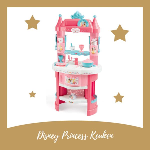 Disney Princess keuken Smoby - AllinMam.com