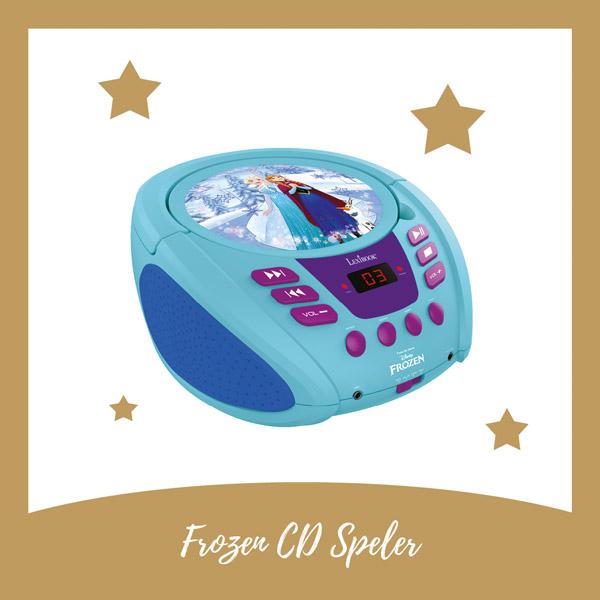Frozen cd speler Lexibook - AllinMam.com