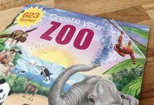 Create your Zoo stickerboek: ideaal voor op vakantie - AllinMam.com