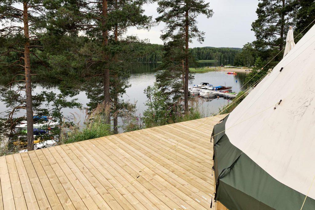 Arjäng Camping & Stugor Sommarvik - 3 leuke campings in Zweden, Värmland - Reislegende.nl