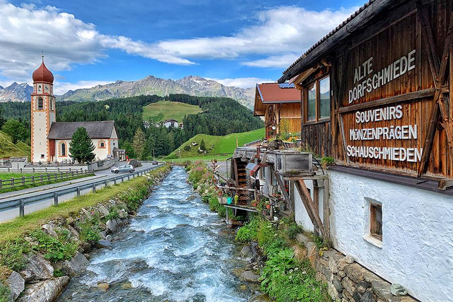 Zomervakantie in Niederthai, afgelegen dorpje in Ötztal - AllinMam.com