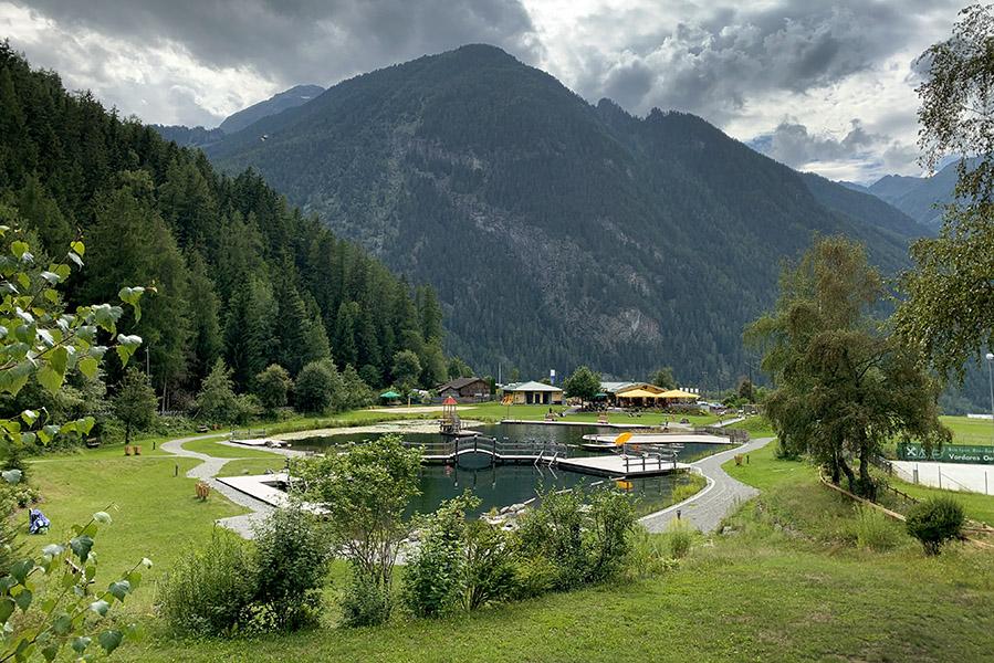 Zwemmeer Umhausen - Zomervakantie in Niederthai, afgelegen dorpje in Ötztal - AllinMam.com