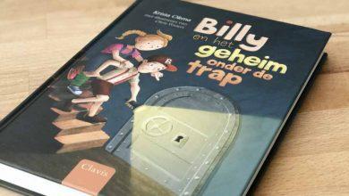 Billy en het geheim onder de trap - AllinMam.com