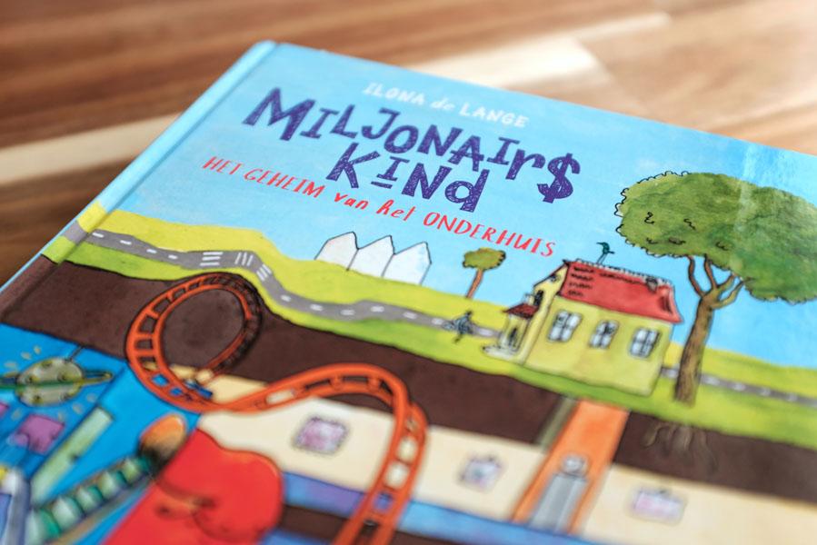 Kinderboeken tip: Miljonairskind - AllinMam.com