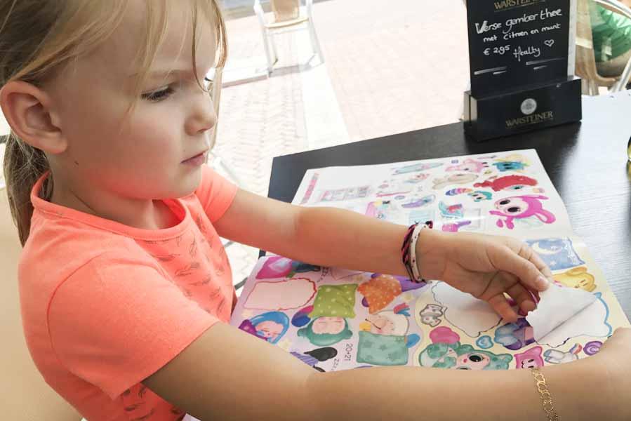 Lunchen met de kinderen - weekoverzicht AllinMam.com