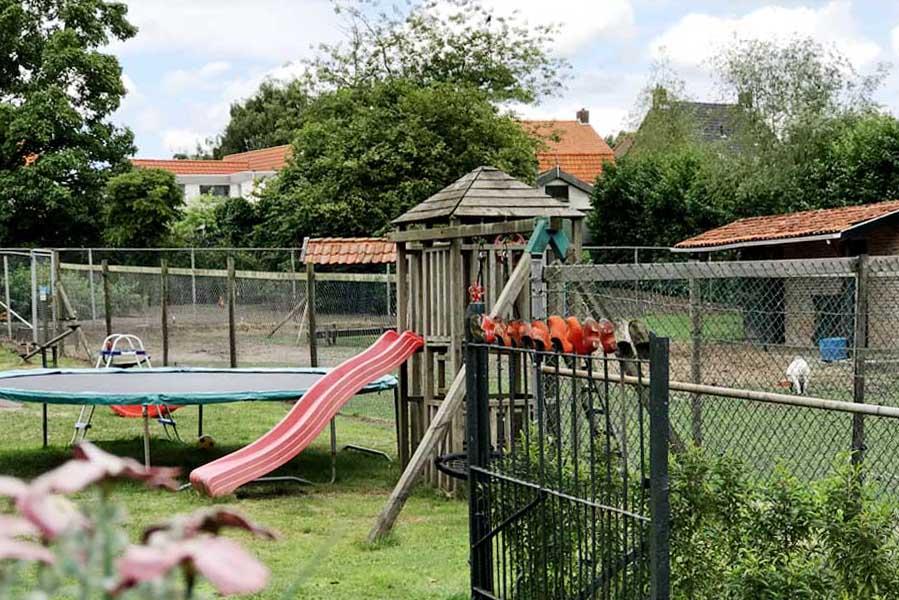 Speelweide bij pipowagen Weideblick - AllinMam.com