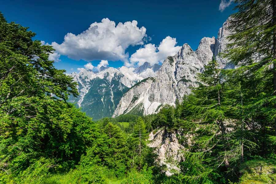 Triglav nationaal park Slovenië - AllinMam.com