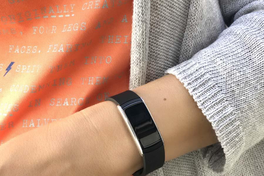 Wiko Wimate smartband handleiding - AllinMam.com
