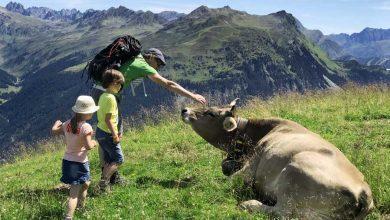 Photo of Wandelen in Montafon met kinderen naar Alpe Nova