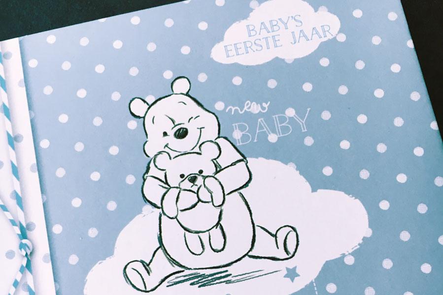 Disney baby invulboekje eerste jaar - AllinMam.com