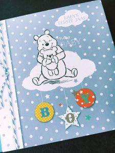 Disney eerste jaar boekje voor baby - AllinMam.com
