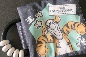 Disney knisperboekje met tijgertje - AllinMam.com