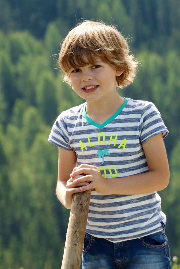 Op zomervakantie in Fendels - Sattelklause Sommerberg Fendels - AllinMam.com