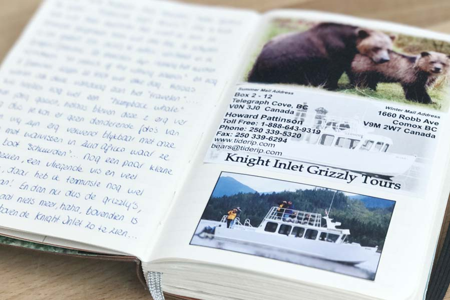 Beste plek voor grizzly's spotten in Canada reisverslag - AllinMam.com