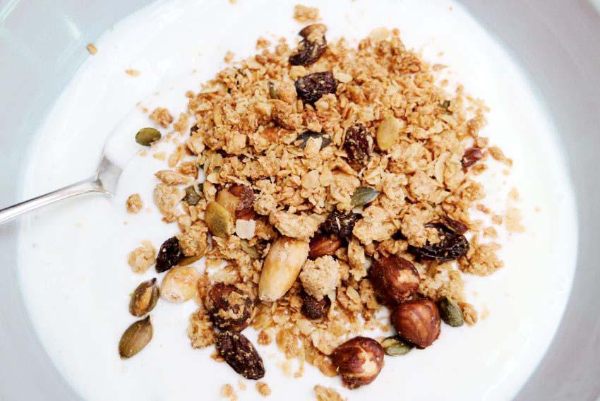 Zelf granola maken - AllinMam.com