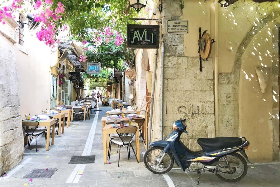 Persreis naar Kreta - AllinMam.com