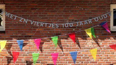 Photo of Kleurrijke feestdecoratie + win een naamslinger
