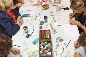Workshop stempels maken - AllinMam.com