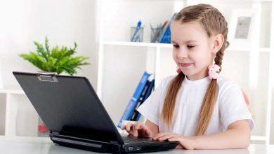 Online leren typen in de Typetuin - AllinMam.com