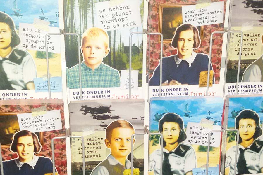 Met kinderen naar het Verzetsmuseum Junior - AllinMam.com