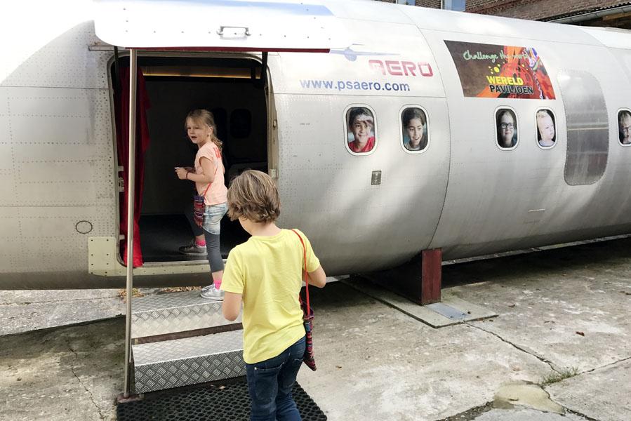 Het Wereldpaviljoen, leuke uitjes in Noord-Limburg - AllinMam.com