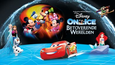 "Photo of Winactie ""Disney On Ice presenteert: Betoverende Werelden"""