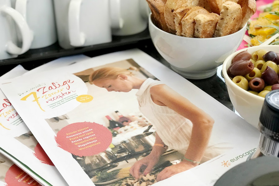 Boekje met recepten van Keukenliefde - AllinMam.com