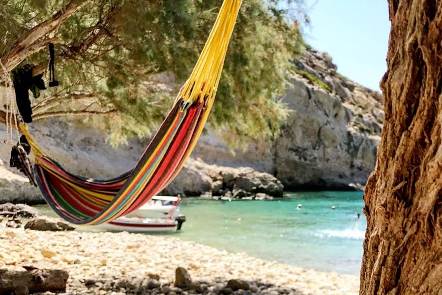Martsalo beach, Kreta - AllinMam.com